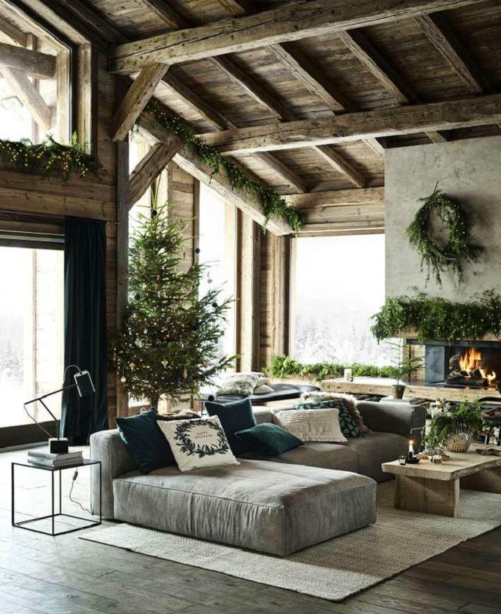 decoracion navideña ideas variantes modernas