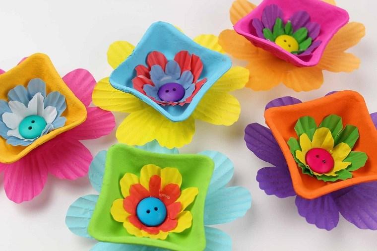 difrentes-flores-modernas-manualidades