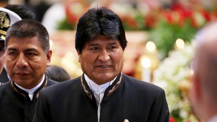 evo morales-presidente-bolivia