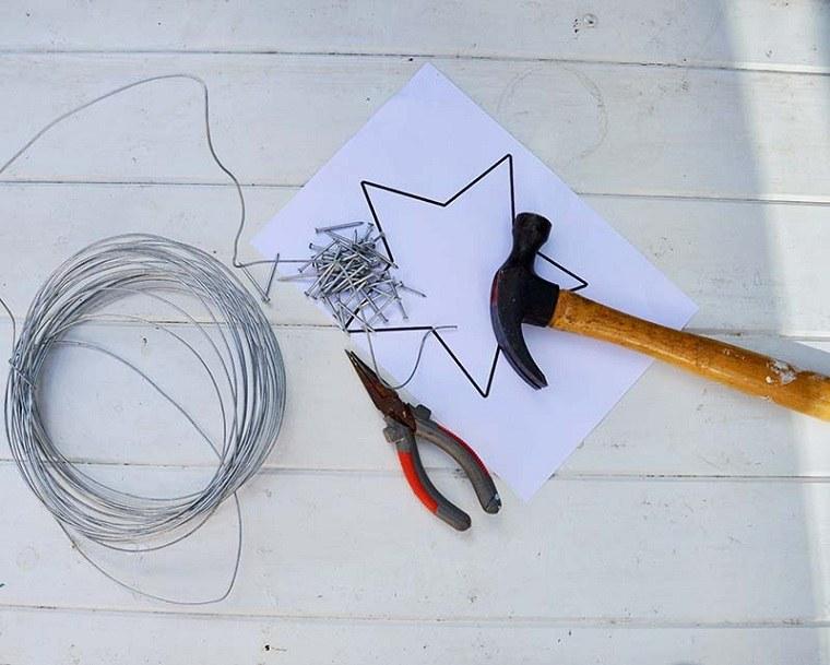 guirnalda-rustica-estrellas-reciclar