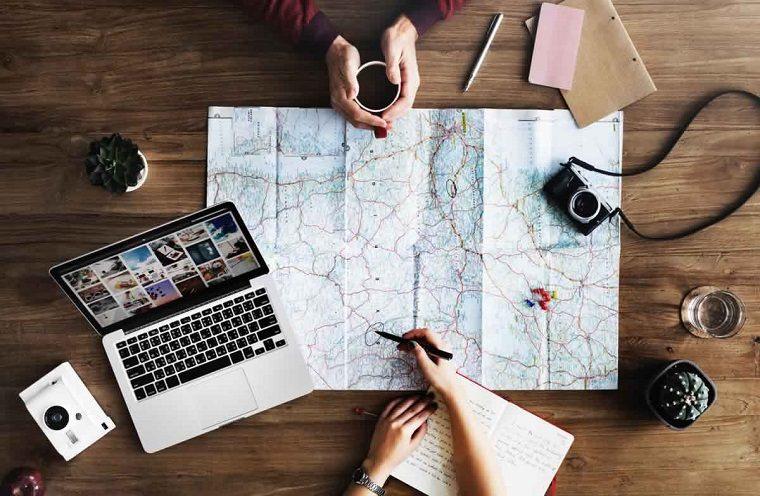 herramientas digitales-viaje-planear