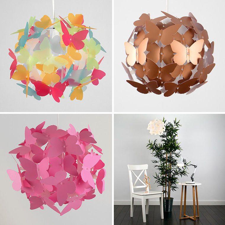 ideas para hacer lámparas caseras bricolaje