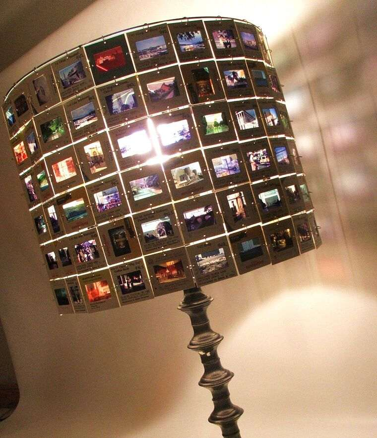 ideas para hacer lamparas caseras fotos