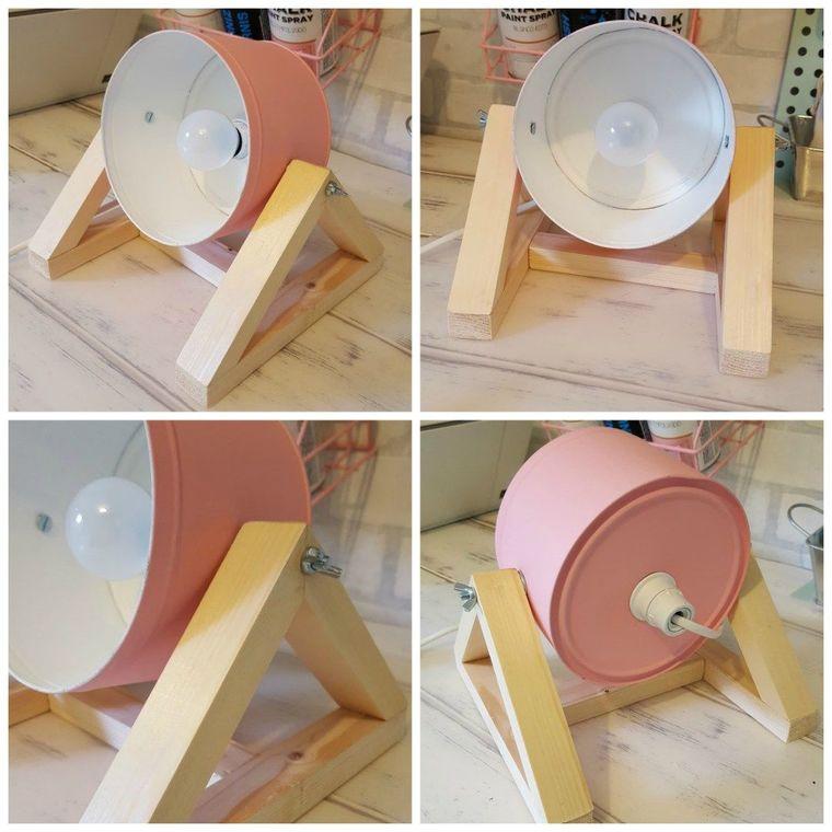 ideas para hacer lamparas caseras latas