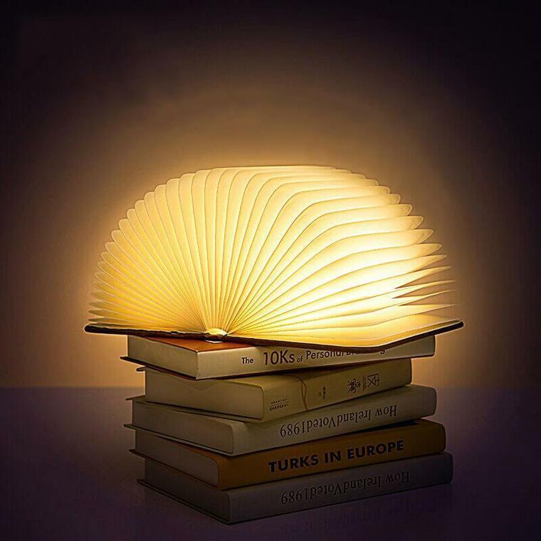 ideas para hacer lamparas caseras libros