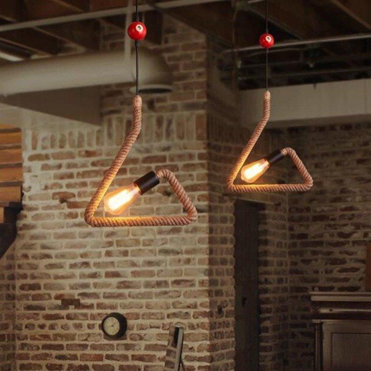 ideas para hacer lámparas caseras metal