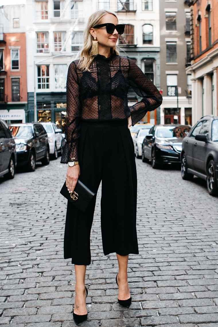 llevar-pantalones-culotes-estilo-elegante