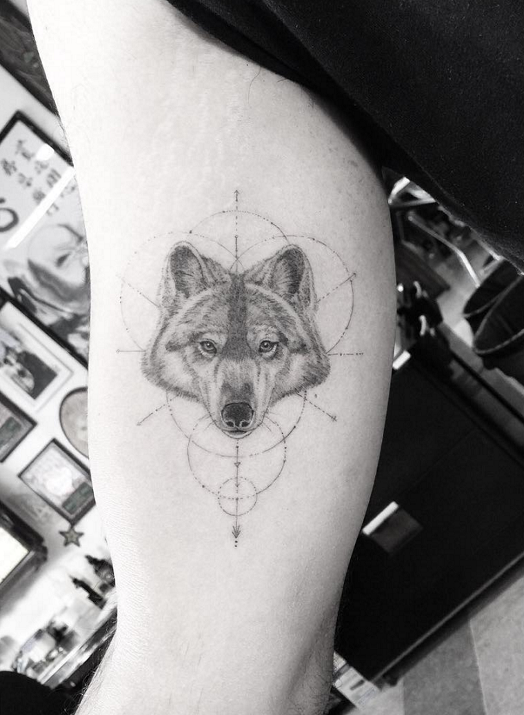 lobo-diseno-original-tattoo