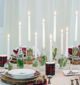 manualidades-botellas-opciones-estilo-decorar-mesa