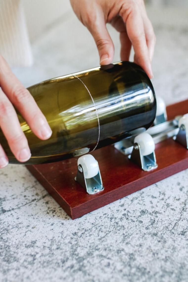 manualidades-de-botellas-cristal-diy-candelabros