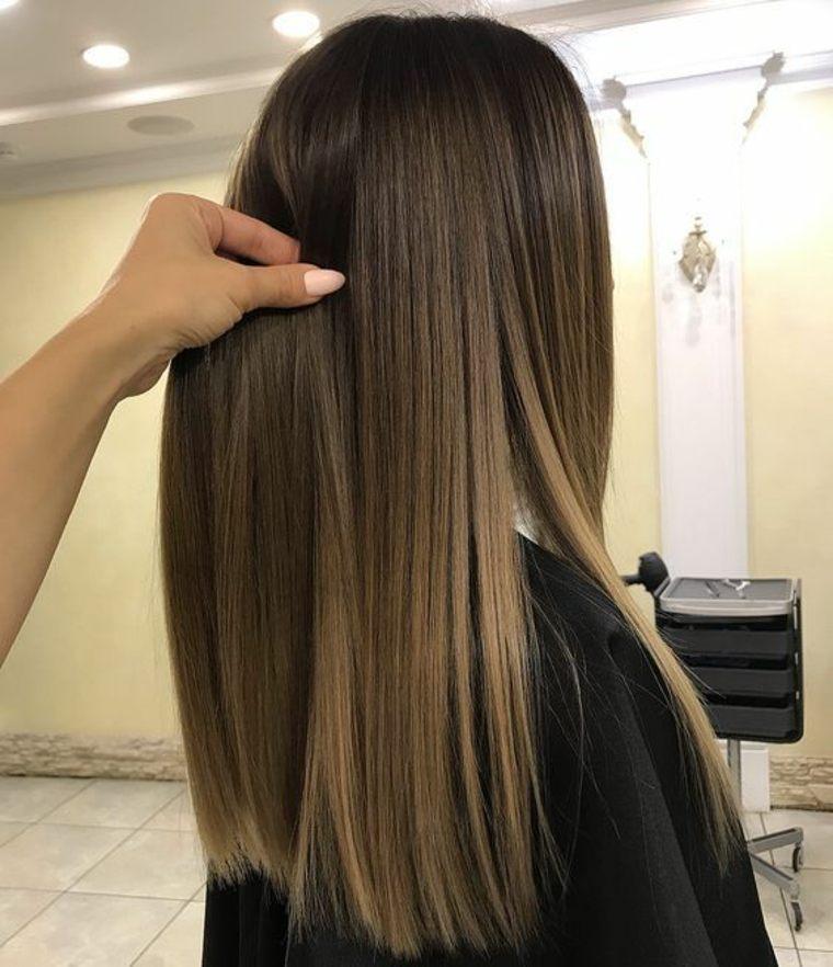 cabello ombre
