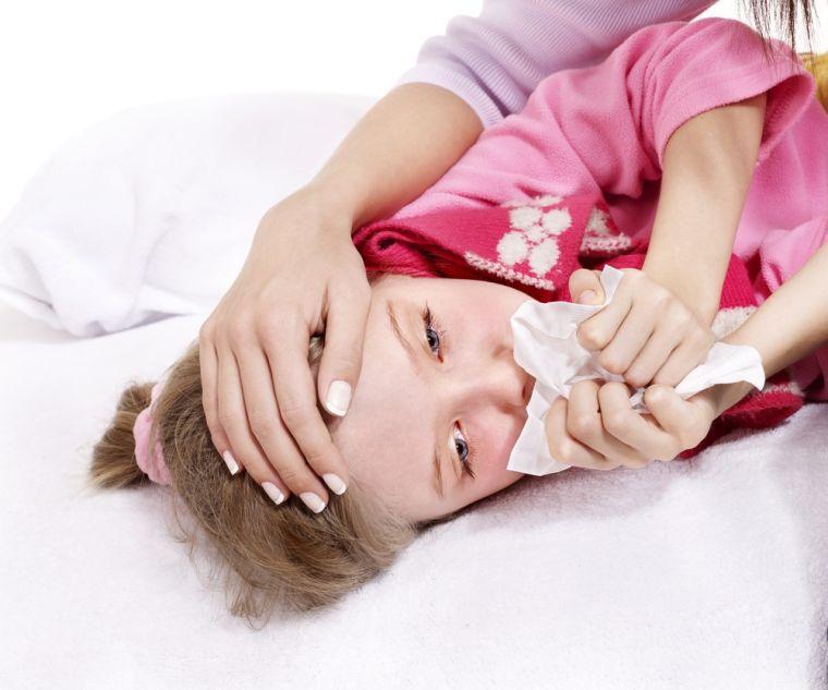 meningitis niños