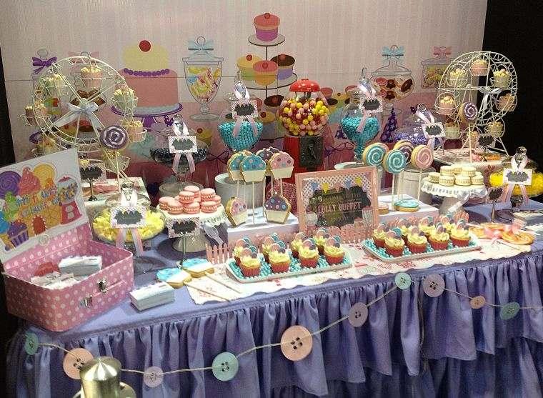 mesa dulce decora