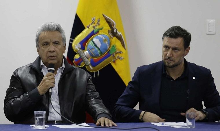 Moreno y los grupos indígenas de Ecuador llegan a un acuerdo para poner fin a las protestas