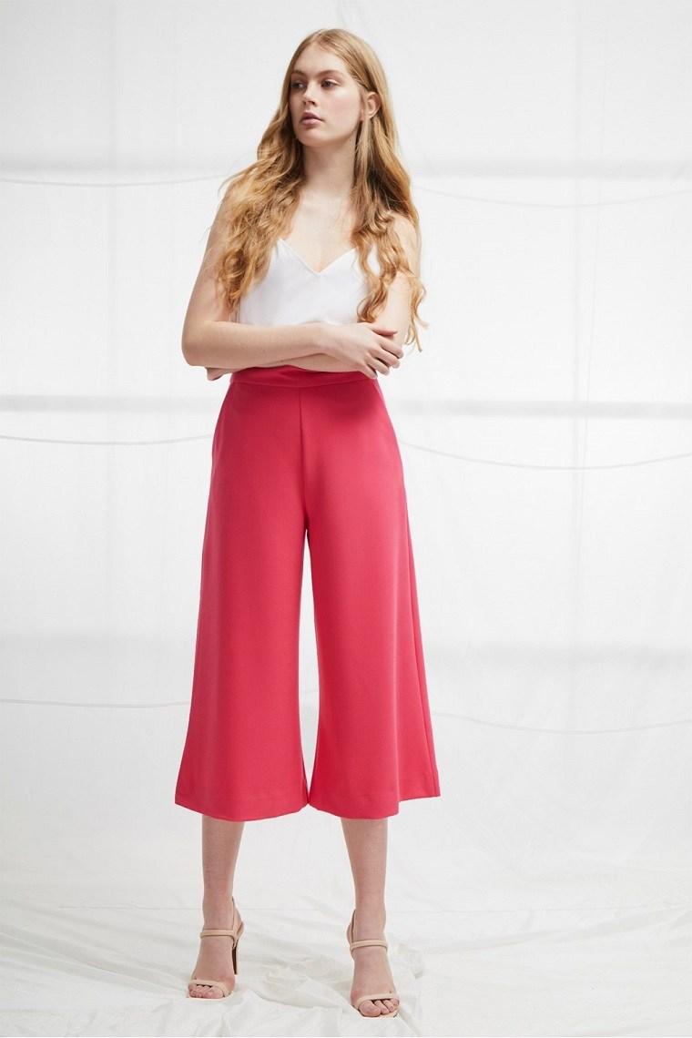 pantalones-culottes-moda-rojos