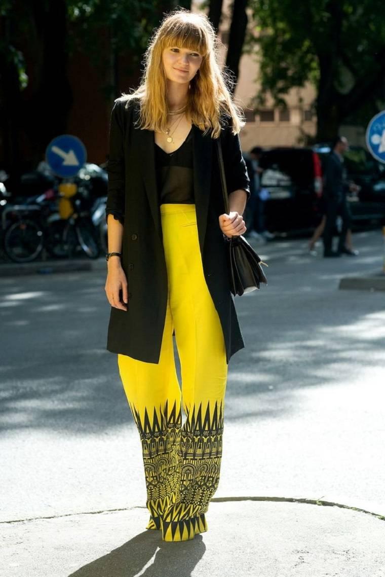 pantalones-de-boda-tipo-Palazzo-amarillos