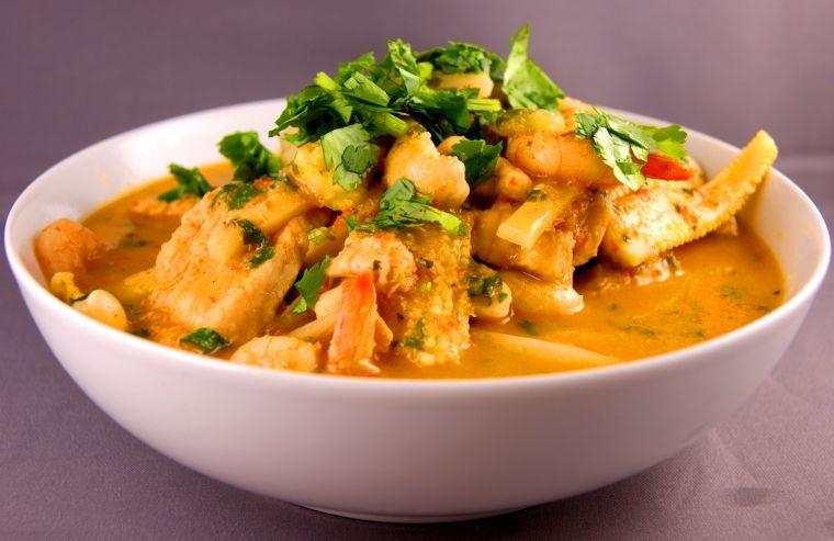 pechuga de pollo curry