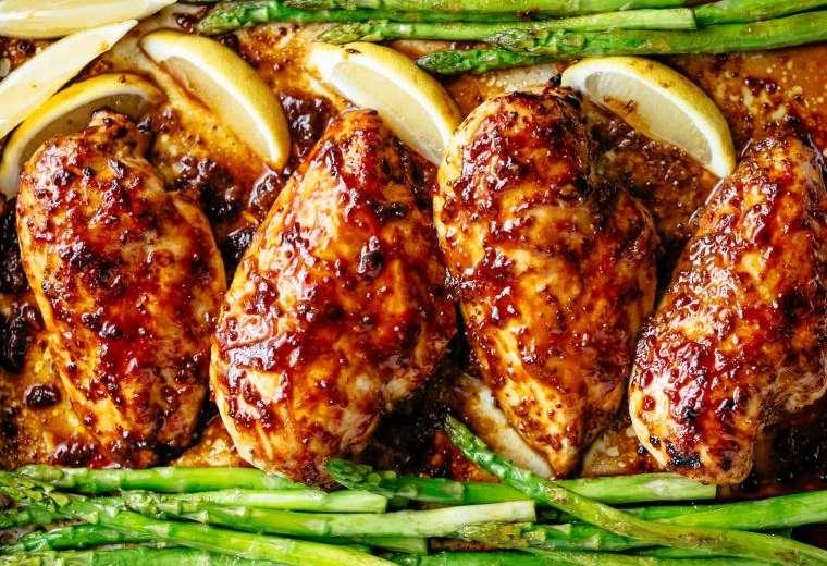 pechuga de pollo inicio
