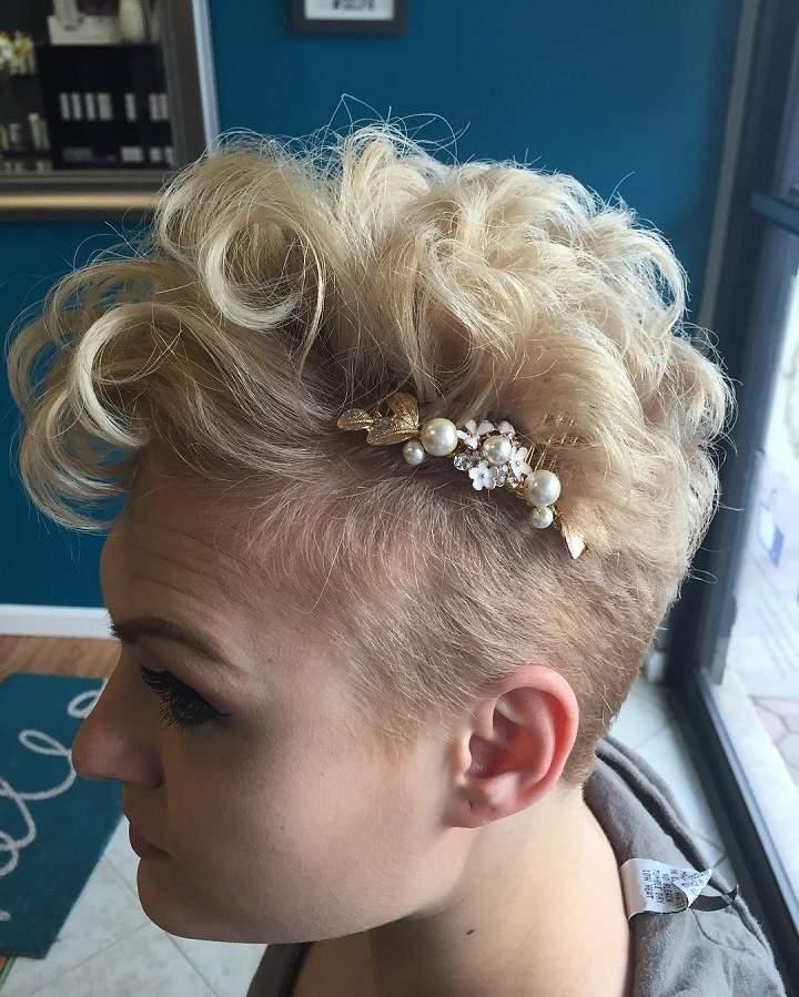 peinado corto laterales ideas especiales