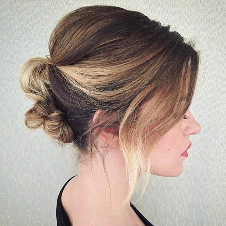 peinados elegantes ideas modernas profesioanles