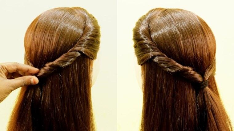 peinados faciles paso a paso basico
