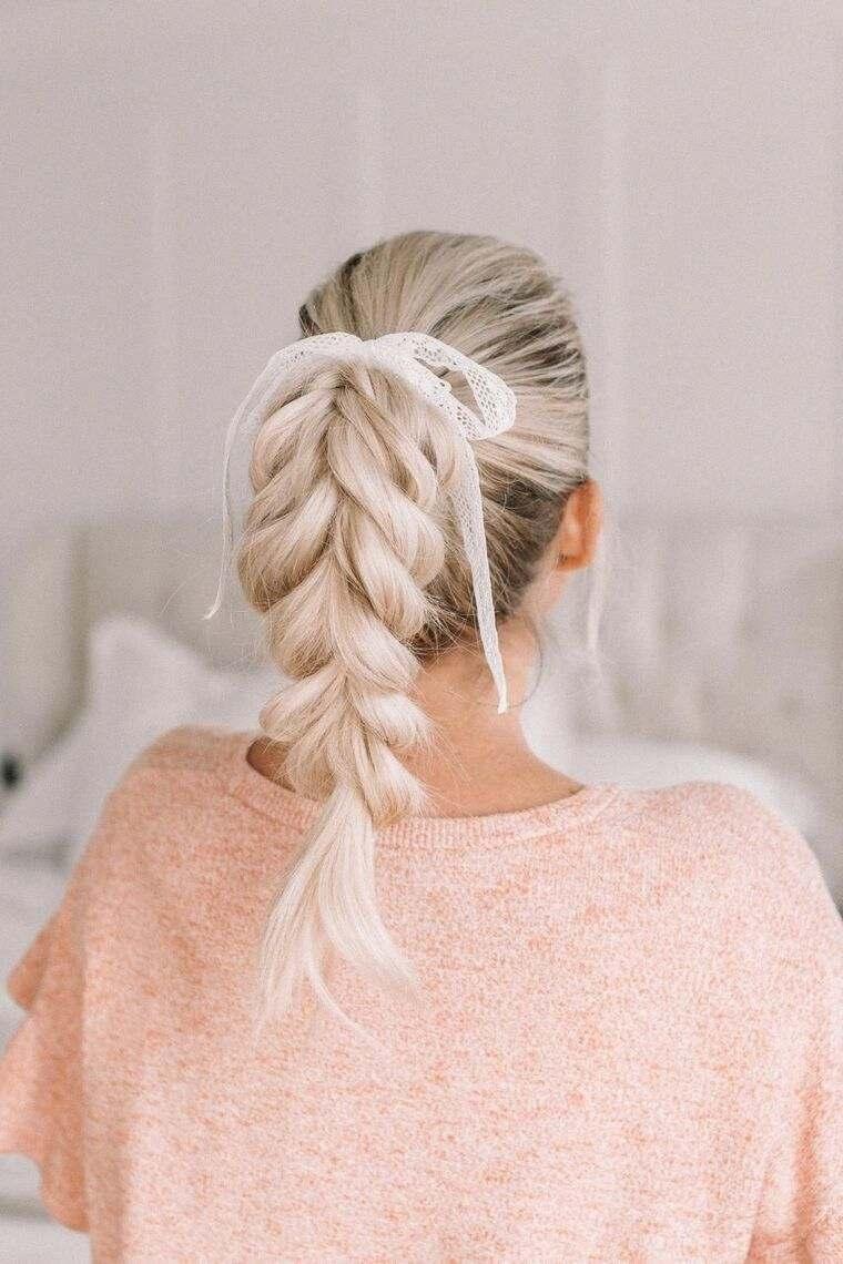 peinados faciles paso a paso clineja