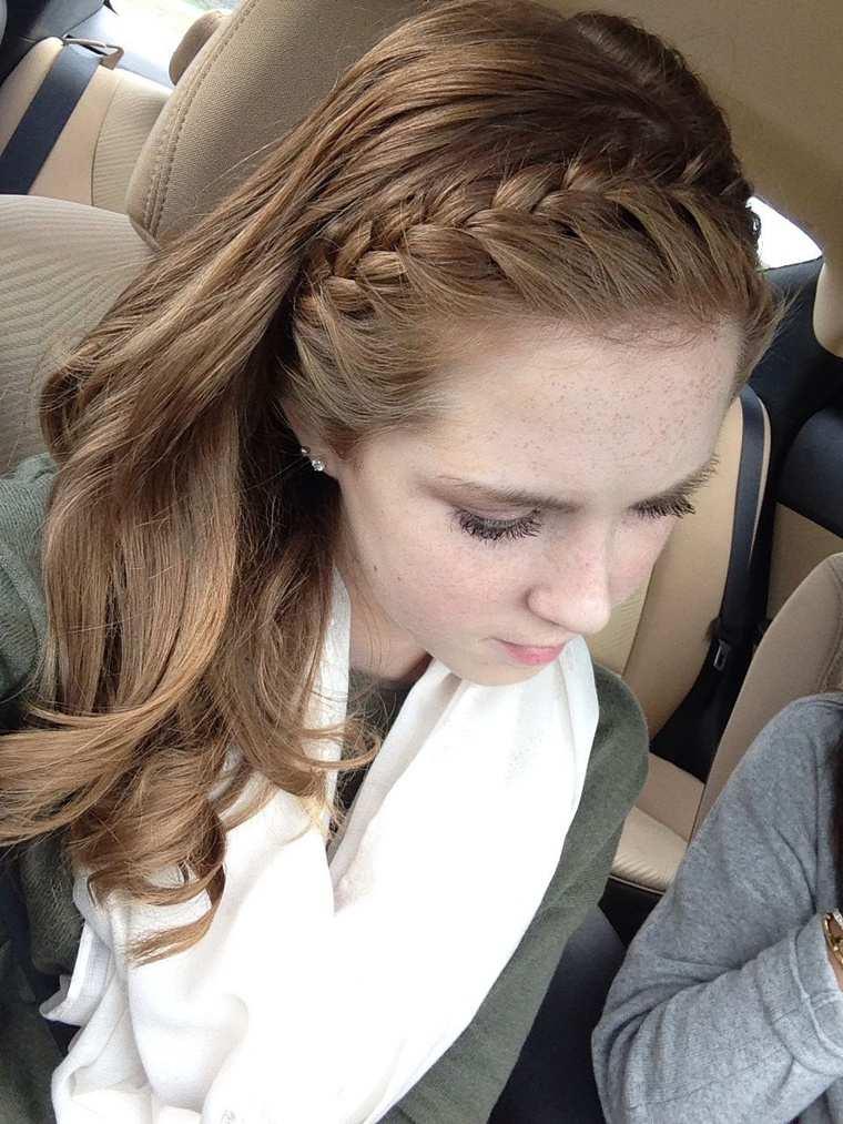 peinados fáciles paso a paso diadema