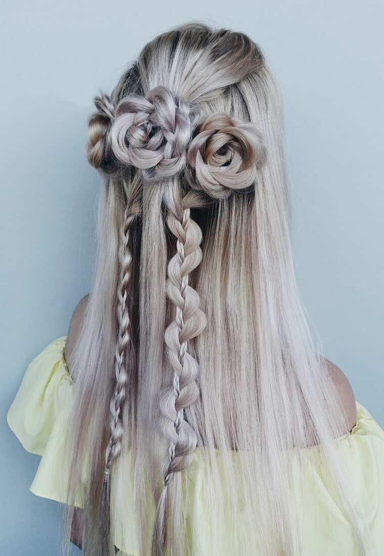 peinados fáciles paso a paso original