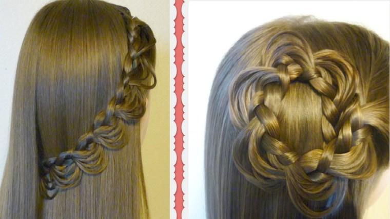 peinados faciles paso a paso unico