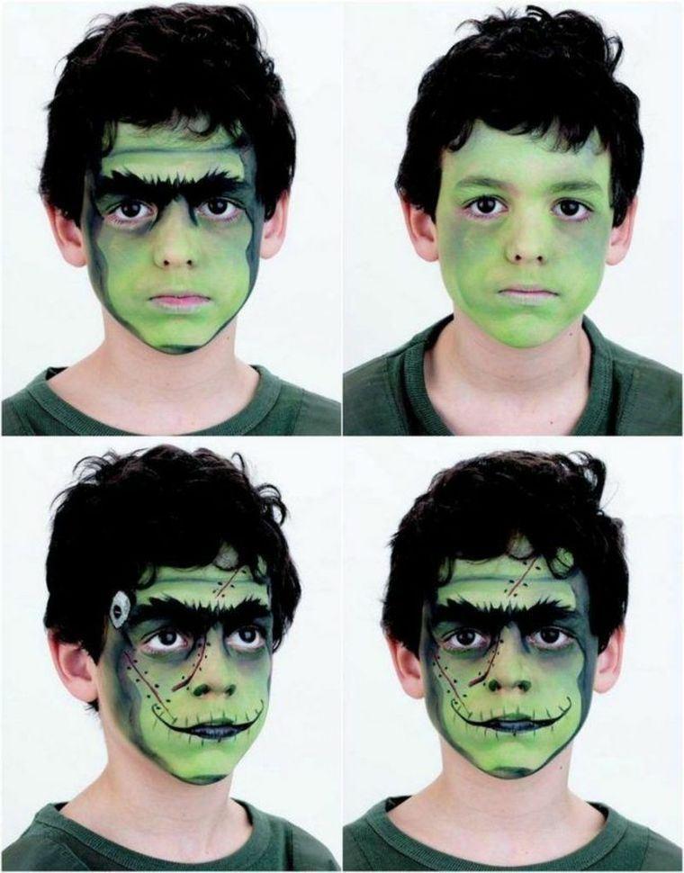 pintacaras infantil mascara