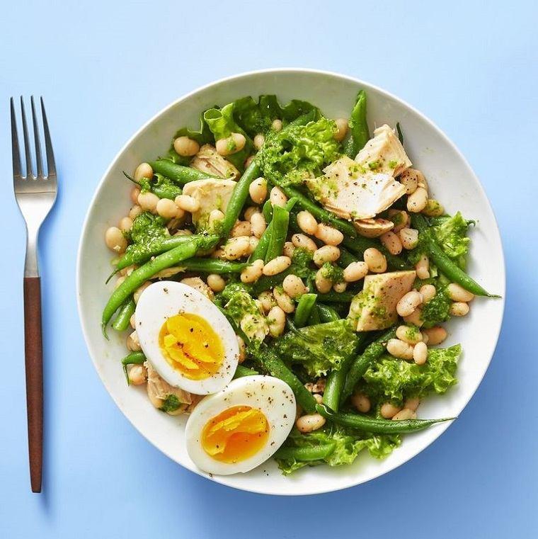 recetas de comidas-ensalada-de-atun