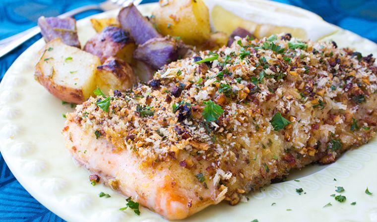 recetas para cena romantica filete