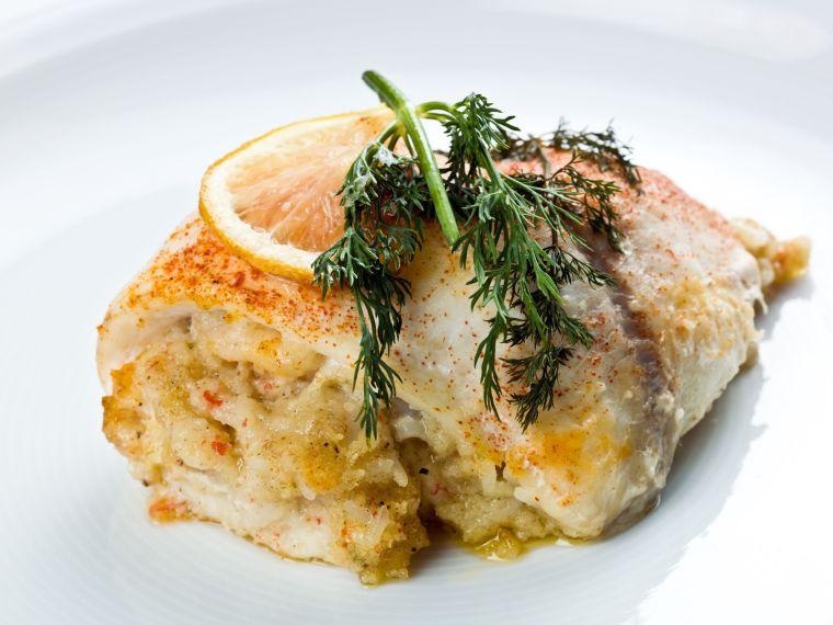 recetas para cena romantica merlusa