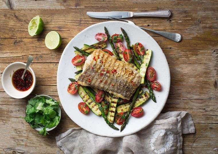 recetas para cena romantica sana