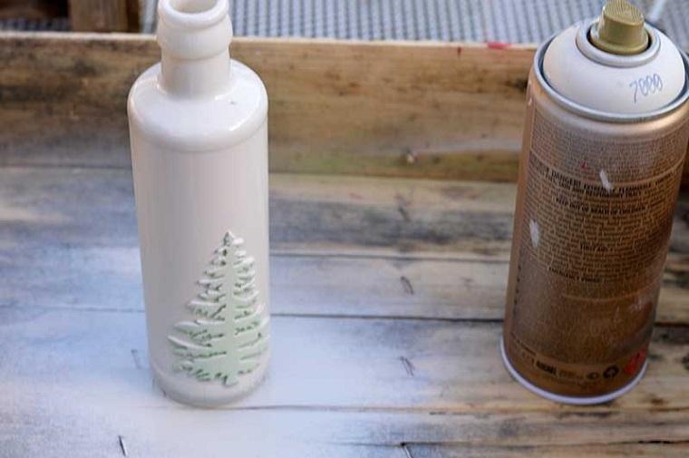 reciclar-botellas-navidad-decoracion