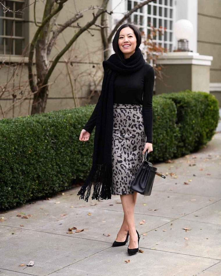 ropa de moda para mujer-looks-oficina-ideas