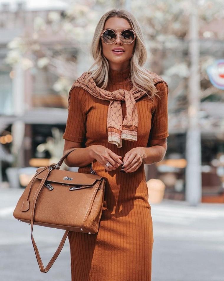 ropa de moda para mujer-looks-oficina-otono