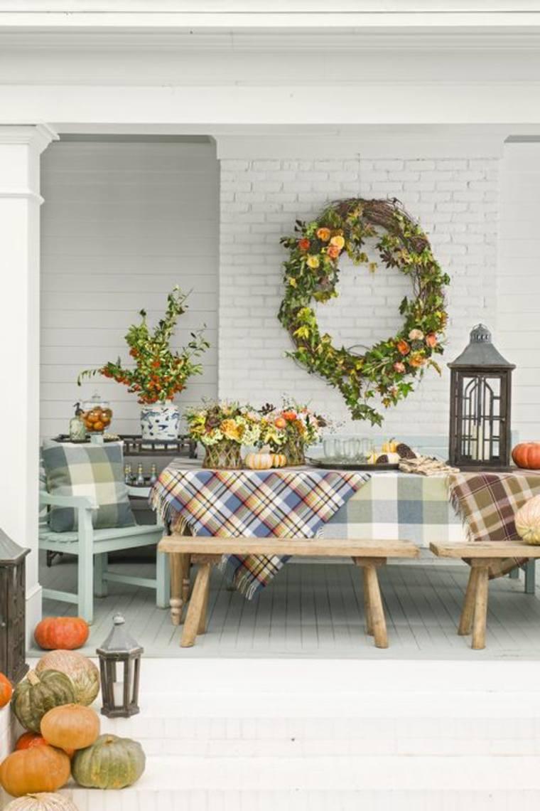 Originales ideas para decorar una mesa