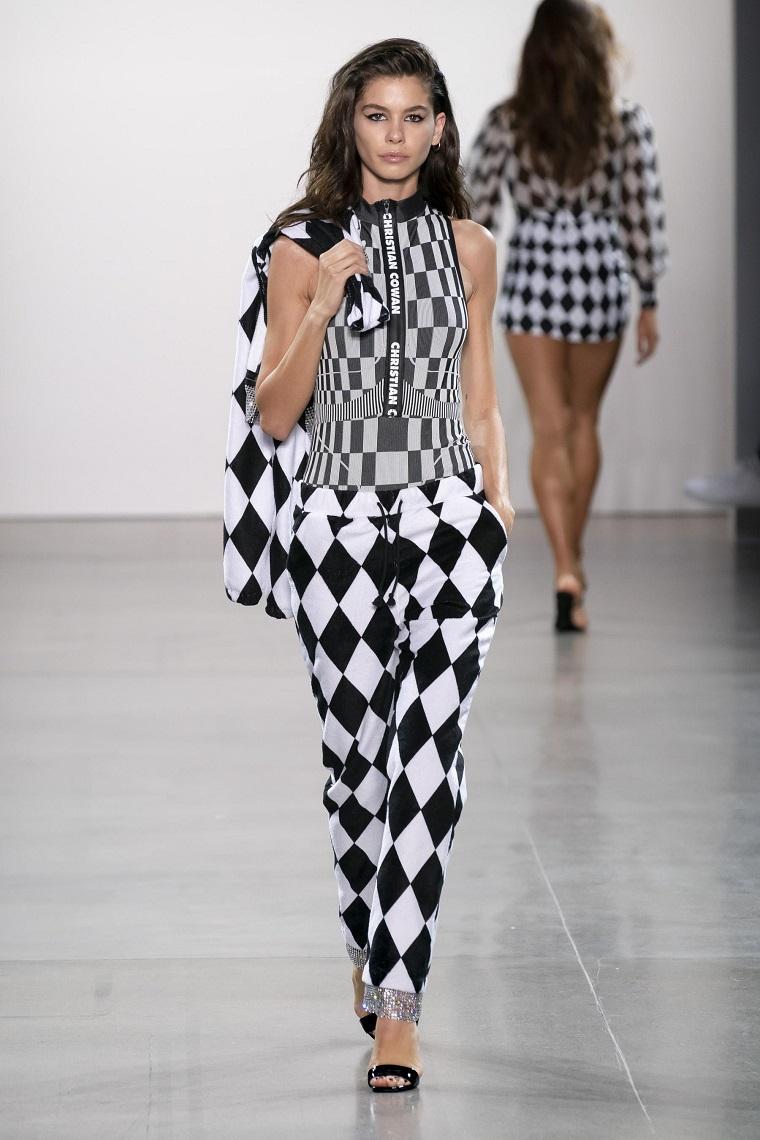semana de la moda de nueva york-estampa