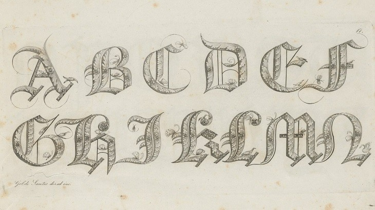 serpenteante-concepto-letra-tatuaje