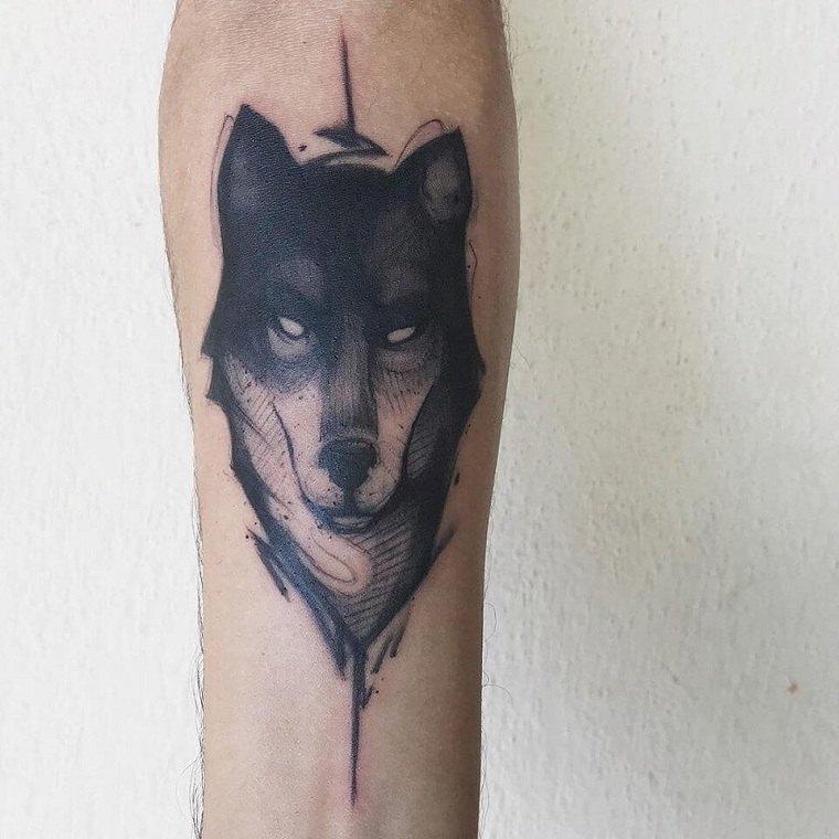significado-de-tatuajes-de-lobos-cabeza