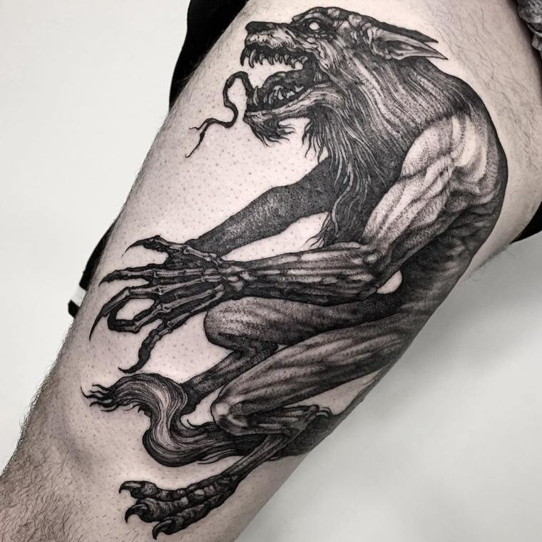 tattoo-lobo-diseno-mano