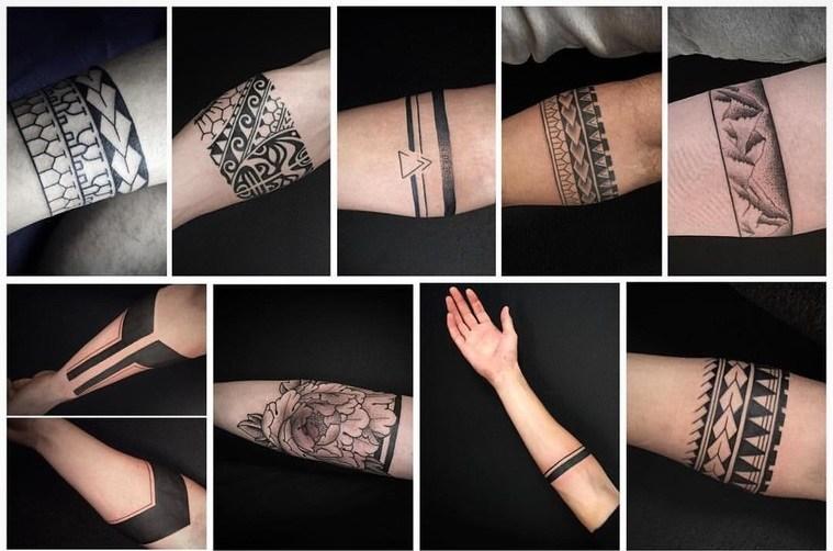 tatuajes de lineas diversos