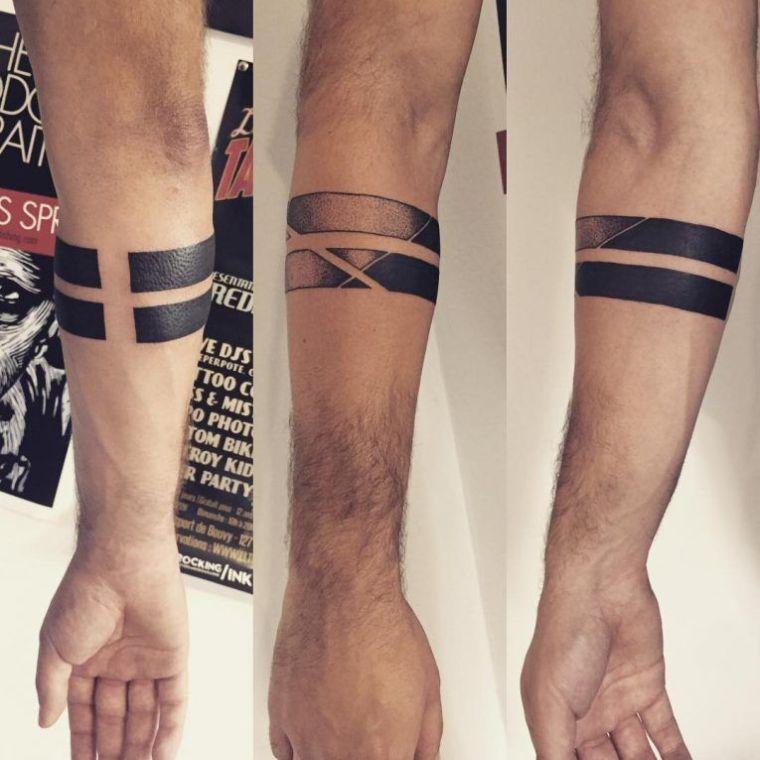 tatuajes de lineas dos
