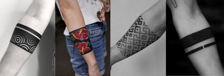 tatuajes de lineas presentes