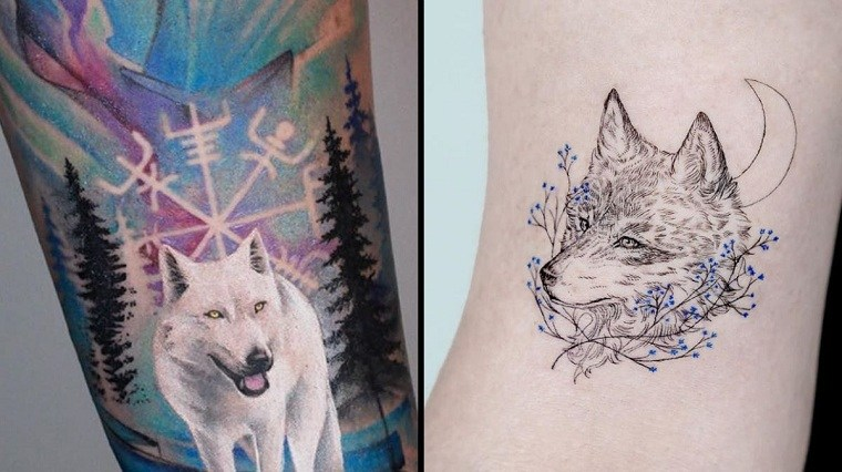 tatuajes-lobo-ideas-originales-tatto