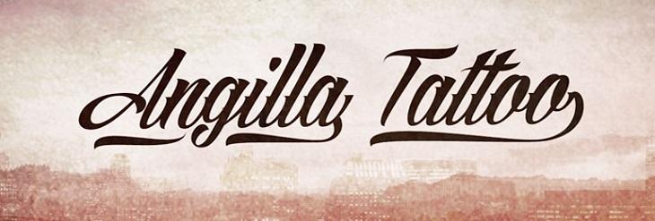 tipos de letra para tatuajes angila