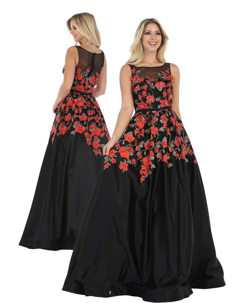 vestidos discreto