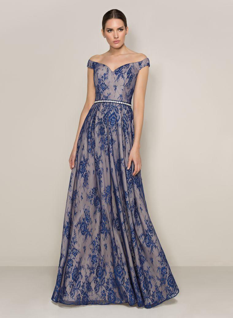 vestidos escote