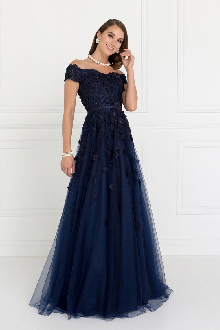 vestidos marino